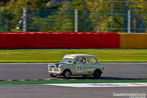 Morris Mini Cooper S by autoidiodyssey