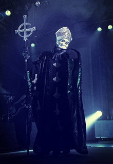 Ghost B.C. - Papa Emeritus II