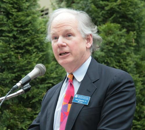 Prof. John Ballantine