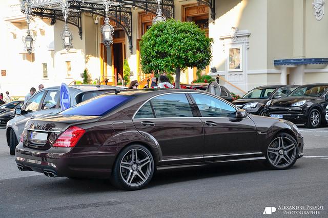 Mercedes-Benz S65 AMG (W221-2)