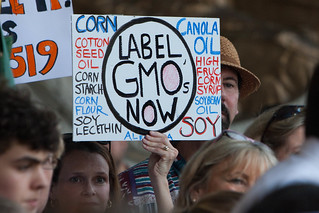 Rally to Support GMO Food Labeling