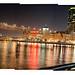 bay bridge panorama by tedketai
