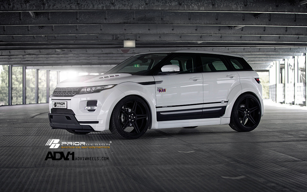 range rover prior design pd650 evoque widebody kit full. Black Bedroom Furniture Sets. Home Design Ideas