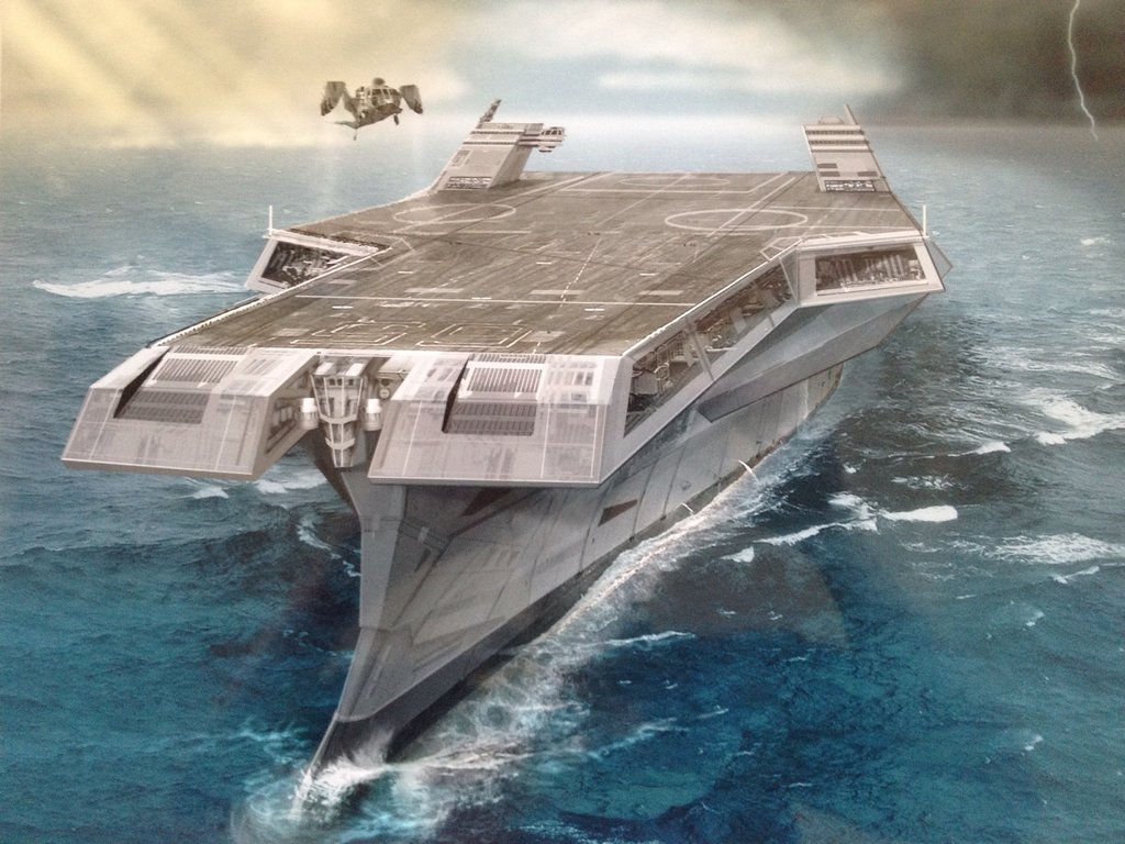 Future russian aircraft carriers. #3 8819818250_3249ce7717_o