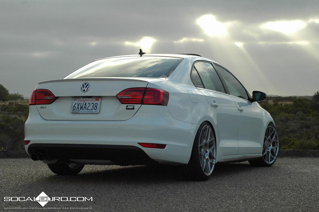 VWVortex.com - SoCalEuro Projekt MK6 GLI