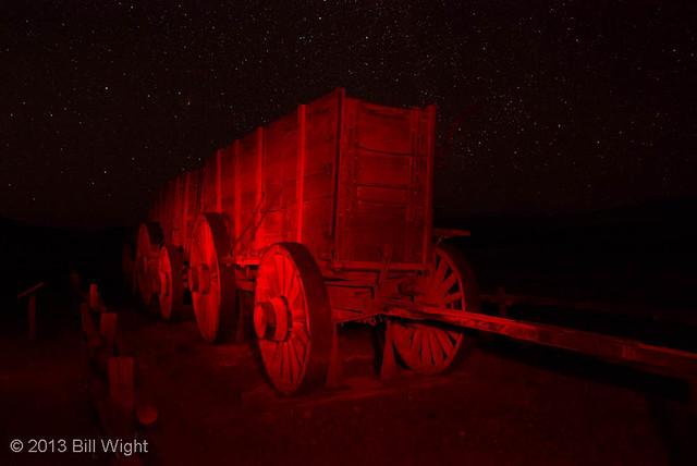 Harminy Borax Works 20-Mule Team Wagon