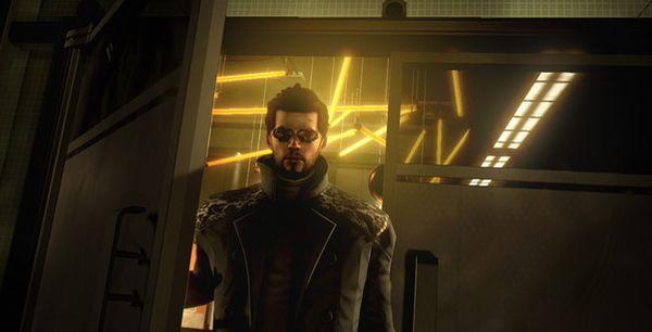 Новая игра Deus Ex