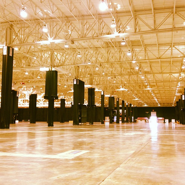 2 Million Square Feet Of Space At The Ix Center In