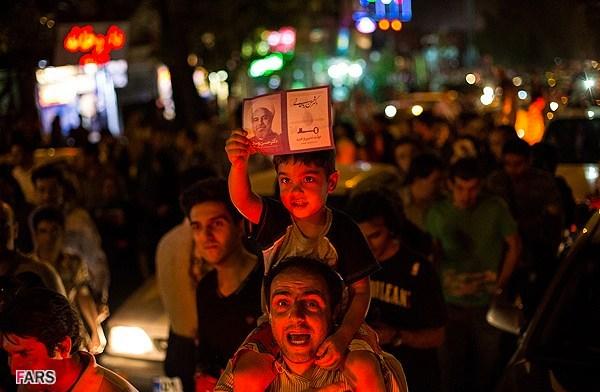 Иран, выборы, 2013