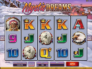 Mystic Dreams Slot Machine