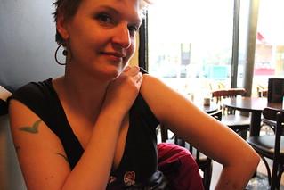 Erica, Pre-Tattoo