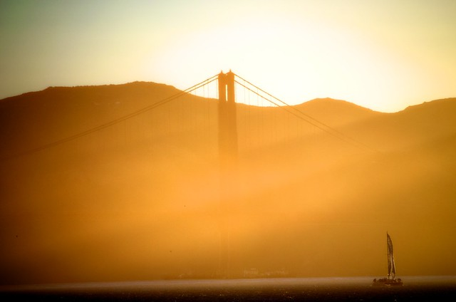 Toward the Golden Gate