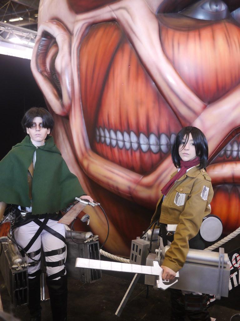 related image - Stand Wakanim - Samedi - Japan Expo 2013 - P1660988