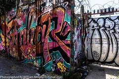 Street Art In Portobello - Streets Of Dublin