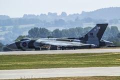 "Vulcan XH558 ""The Spirit of Great Britain"""