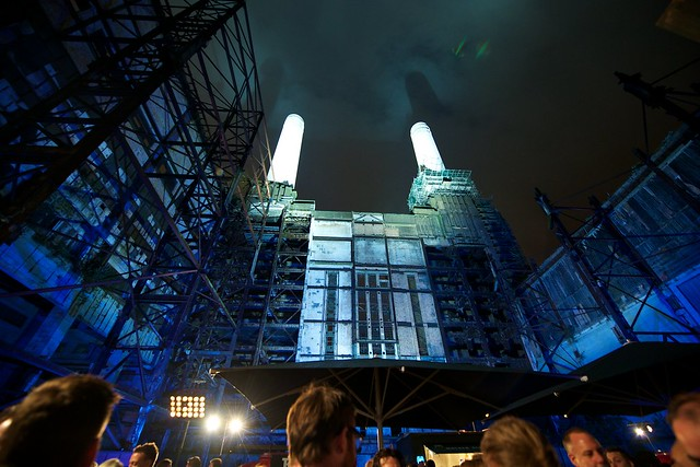 Superdry celebrates 10 years at the Battersea Power Station (2)