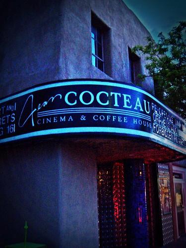 jeancocteaucinema santafe film movie theater cinema lloydthrap gameofthrones popcorn moviehouse art house arthouse nmfilm indie indiefilm georgerrmartin
