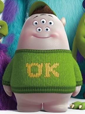 The Oozma Kappa Sweater Jess Herself