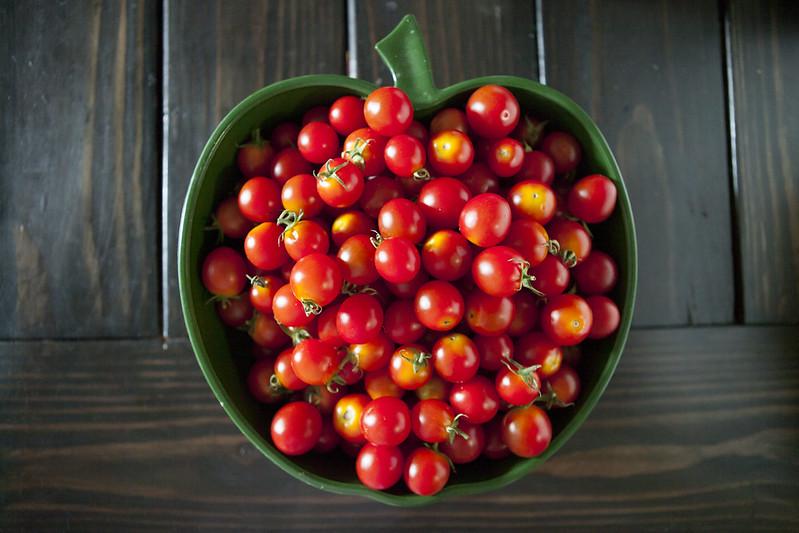 Oven Roasted Creamy Cherry Tomato SauceIMG_3689