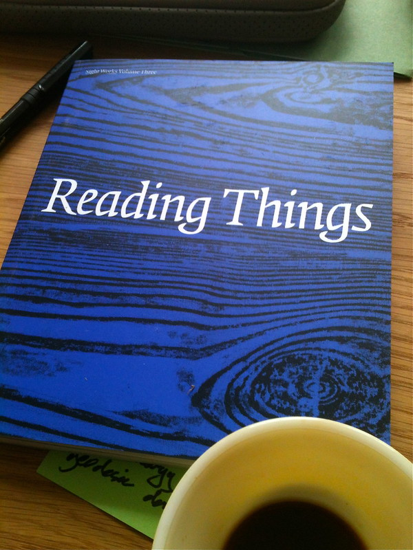 Reading Things