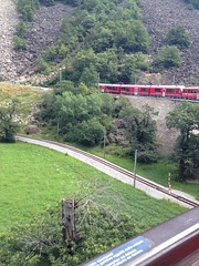 GCERC - the Bernina Express