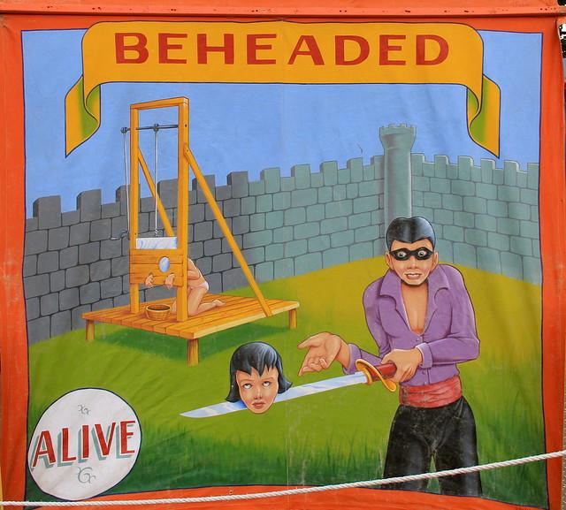 Beheaded Alive
