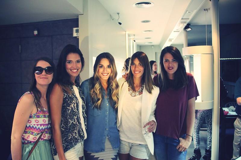 Bloggers BCN y Rosa Bisbe -Monicositas
