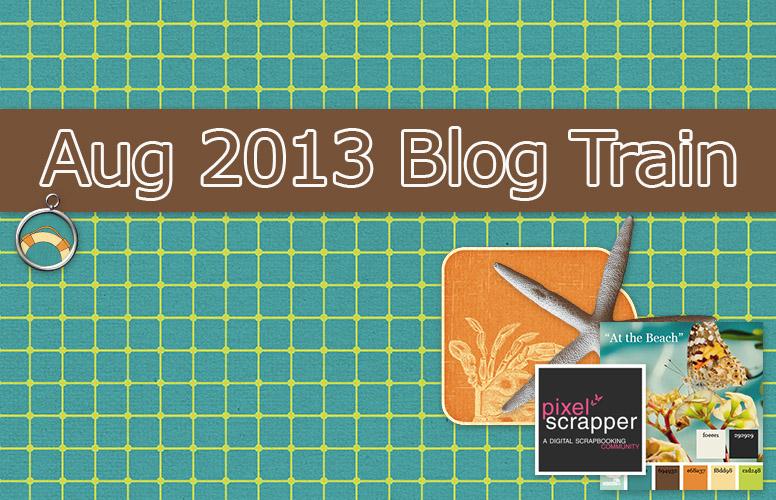Blog Train Challenge