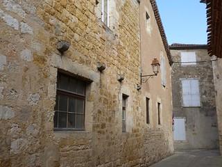Calle de Condom (Gers, Francia)