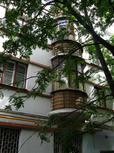 Старая Басманная, дом 22 корп. 2 и 3