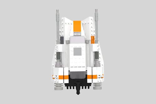 Incom T-47 Snowspeeder (2)