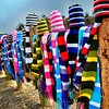 "#tamasyahaticm4 bareng @@samsung_id ""Colorful Scarves"" #polimolidotcom #instago #travelindonesia #travelderawan #zoomnmini #4color"