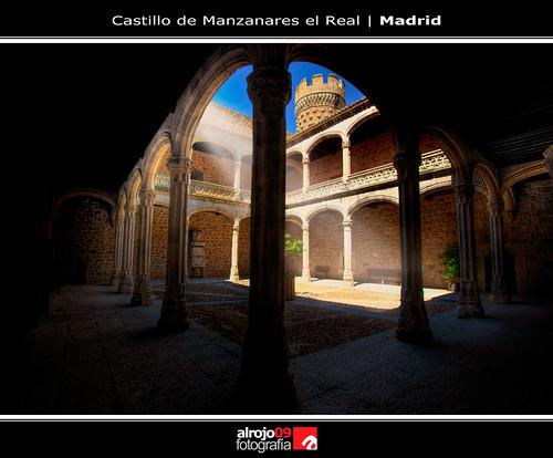 Castillo de Manzanares el Real | Madrid by alrojo09