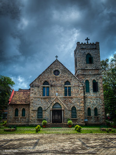 Mateer Memorial Church, Trivandrum