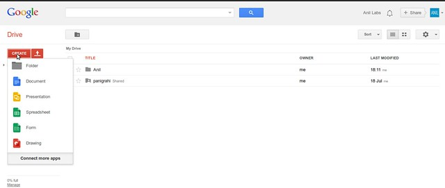 Google Drive as free CDN to your website by Anil Kumar Panigrahi - Screen 1