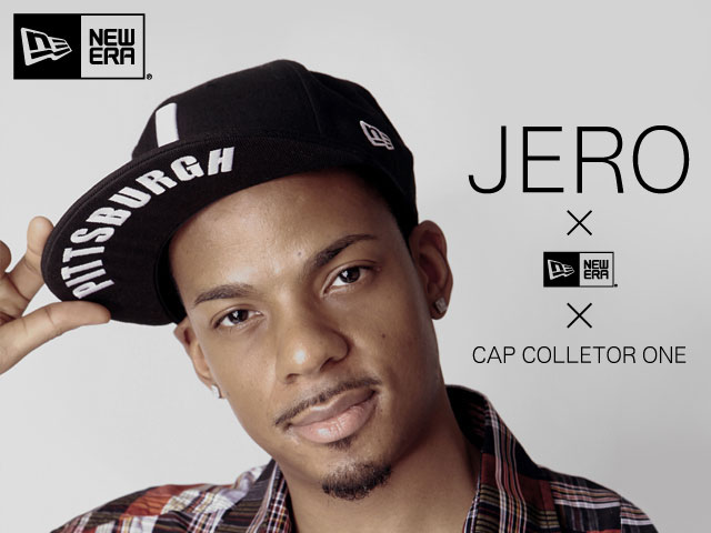 Jero Pittsburgh hat