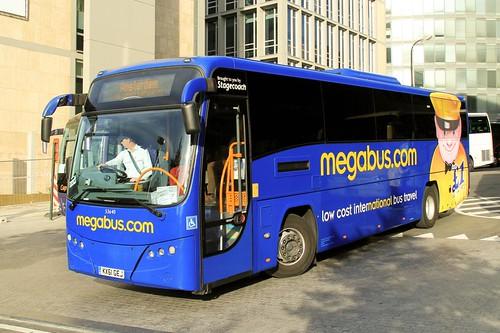 53640 KX61GEJ Stagecoach Midland Red