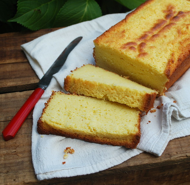 Lemon Ricotta Pound Cake2