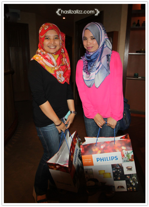 9715645195 749b548903 o  Philips myBuddy bersama blogger