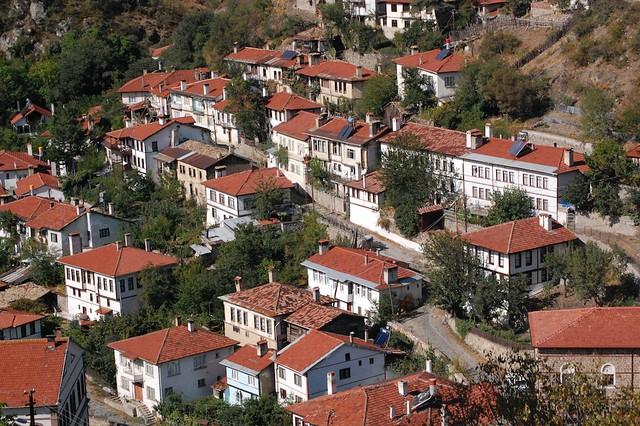 Göynük hillside