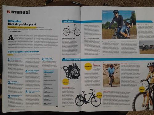 """Bicicletas – hora de pedalar por aí"""