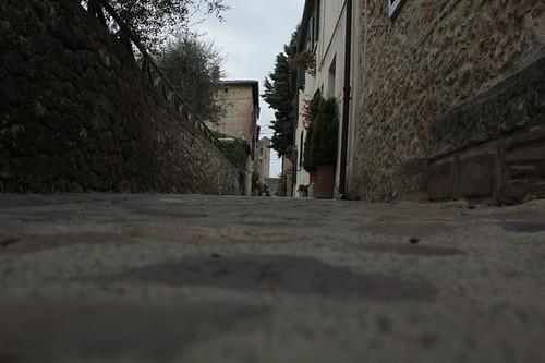 Monteriggioni: nuove visuali