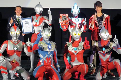 130913 - 特攝英雄《ウルトラマン》(超人力霸王 Ultraman)締造「全球史上最多系列的電視影集」金氏世界紀錄、無人能敵! 3 FINAL