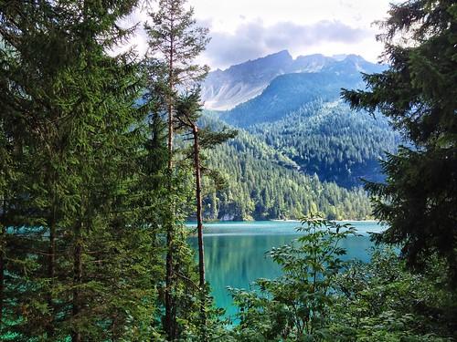 Lago di Tovel - Il più classico degli scorci alpini - the Classic alpine view