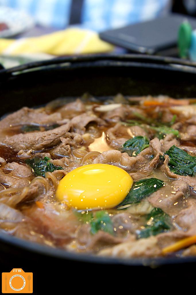Hanakazu US Beef Sukiyaki