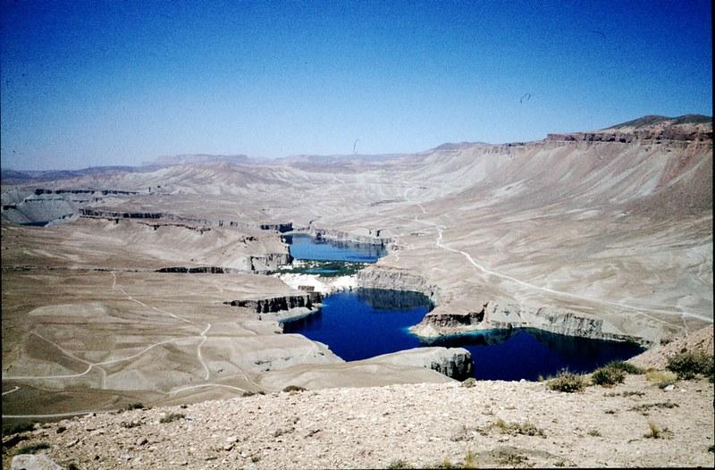 Die Seen von Band-i-Amir