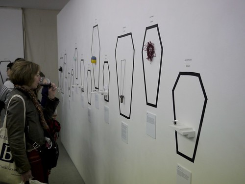 Bring Back The Dead - Jewellery Exhibition - 4