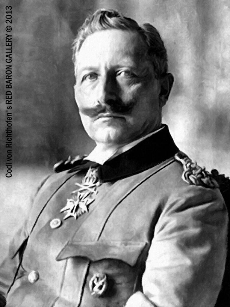 Orthometer: Kaiser Wilhelm II, R. I. P.
