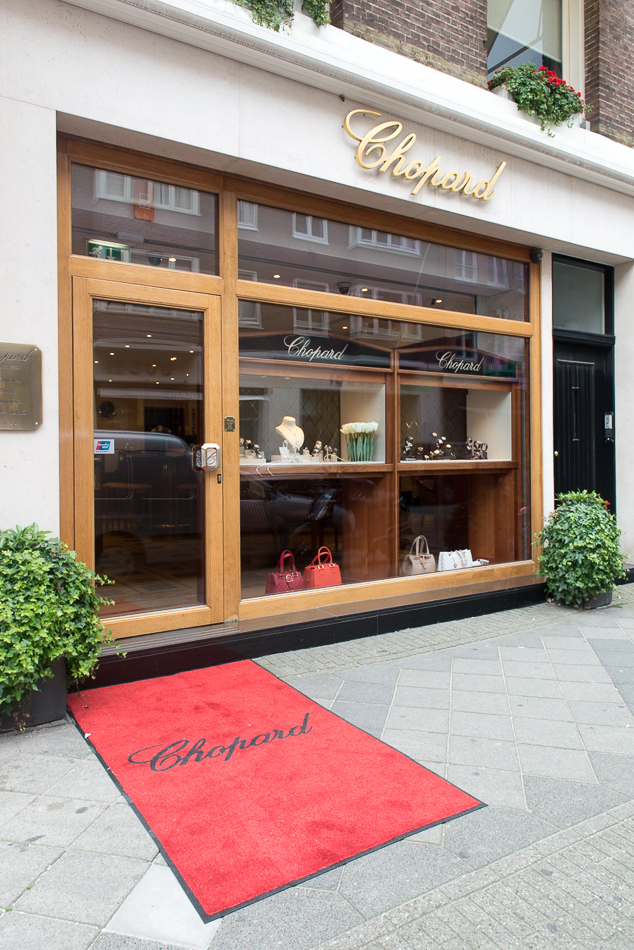 Chopard Boutique Amsterdam