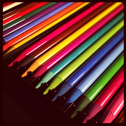 #fmsphotoaday October 1 - Something colourful
